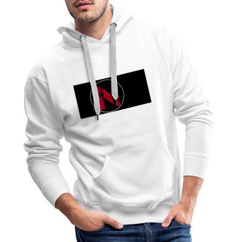 Red N - Männer Premium Hoodie