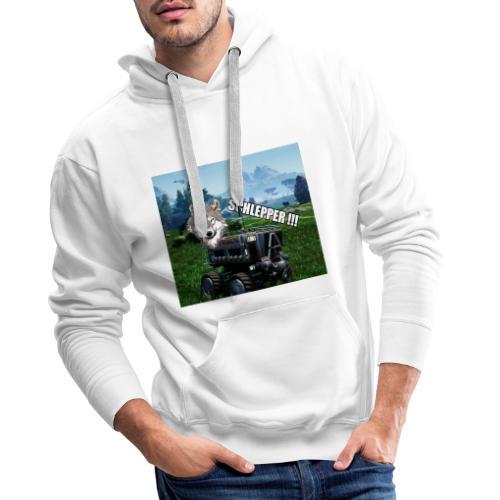 Schlepper Serie V1.1 - Männer Premium Hoodie