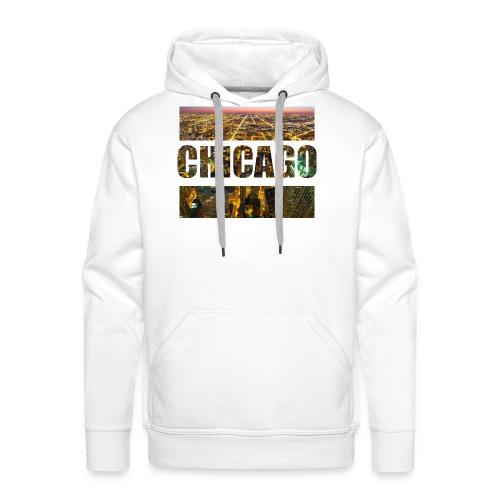Chicago - Männer Premium Hoodie