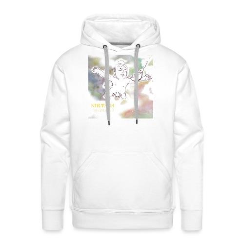 Nirvana - Sweat-shirt à capuche Premium pour hommes