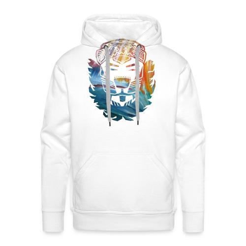 LIONXXX Painting png - Mannen Premium hoodie