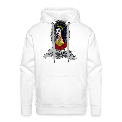 Santa Muerte - Sweat-shirt à capuche Premium pour hommes