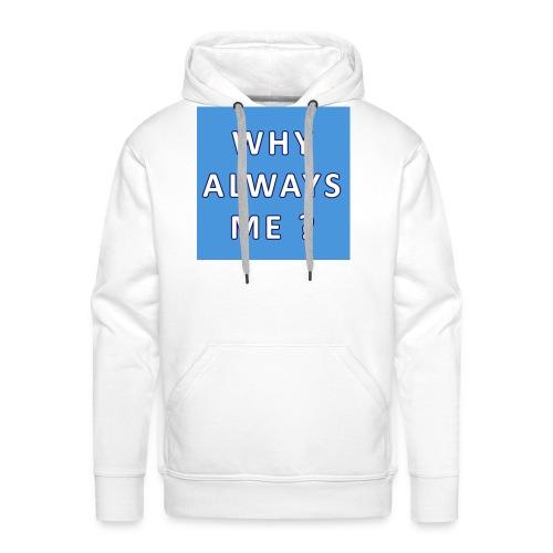 fldkvnweldfvij png - Mannen Premium hoodie