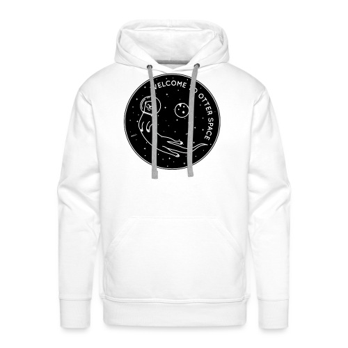 Welcome To Otter Space - Männer Premium Hoodie