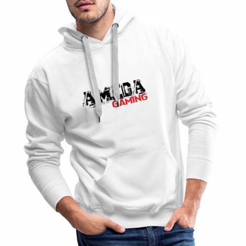 Amega Gaming - Sweat-shirt à capuche Premium pour hommes