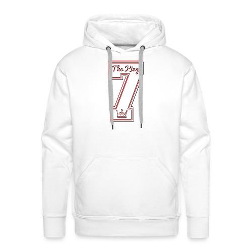 Collection THE KING 7 - Sweat-shirt à capuche Premium pour hommes