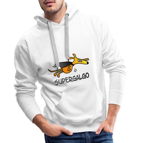 Supergalgo - Männer Premium Hoodie