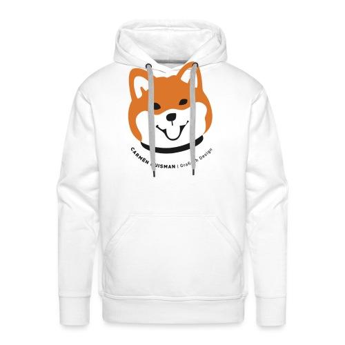 Shiba Inu collectie - Mannen Premium hoodie