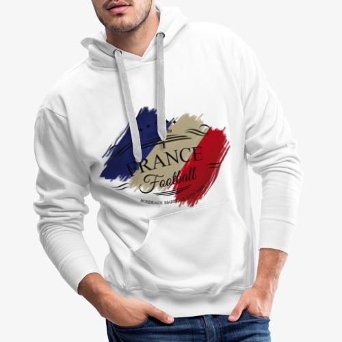 France Football - Männer Premium Hoodie