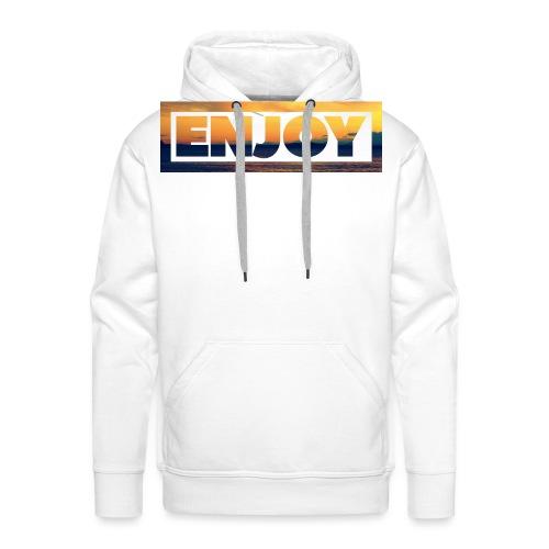 ENJOY | Gschmeidig - Männer Premium Hoodie