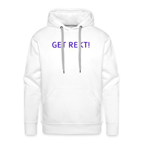 GET REKT! - Men's Premium Hoodie