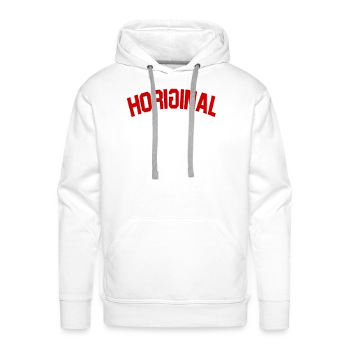 HORIGINAL - Sweat-shirt à capuche Premium pour hommes