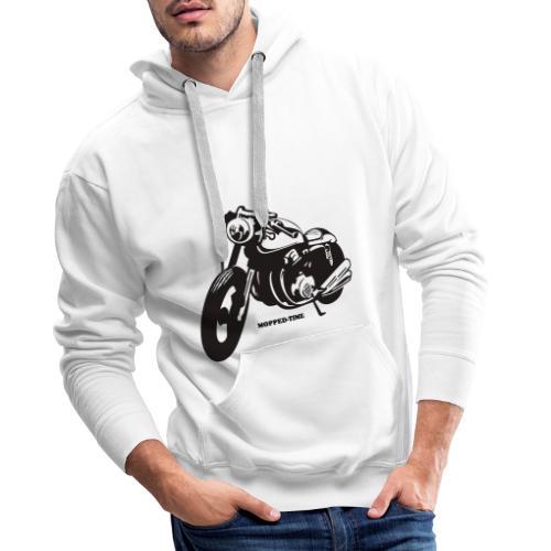 Mopped - Männer Premium Hoodie