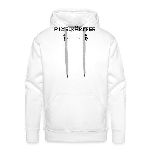 Pixelkämpfer - Männer Premium Hoodie