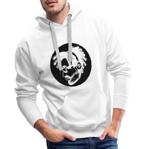 Logo-Dansh-Ruig-Watermerk - Men's Premium Hoodie