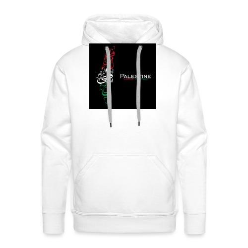 Palestine_world_heritage_design-jpg - Mannen Premium hoodie
