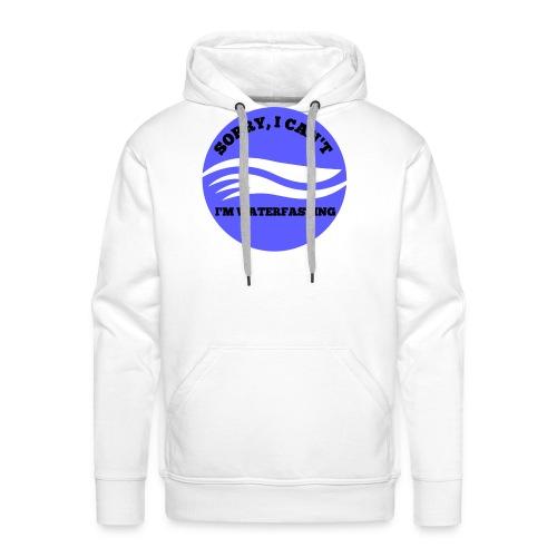 waterfasting - Mannen Premium hoodie