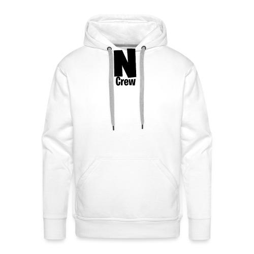 NoahCrew (schwarz) - Männer Premium Hoodie