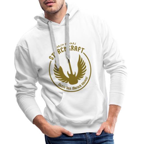 Storch Heinars Storchkraft - Männer Premium Hoodie