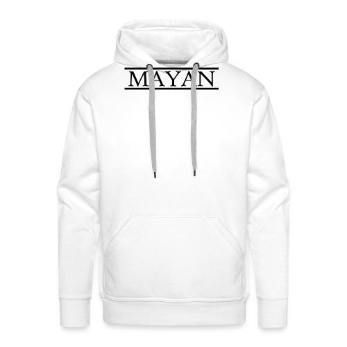 Mayan Logo - Mannen Premium hoodie