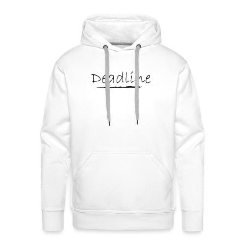 Deadline Rave - Männer Premium Hoodie