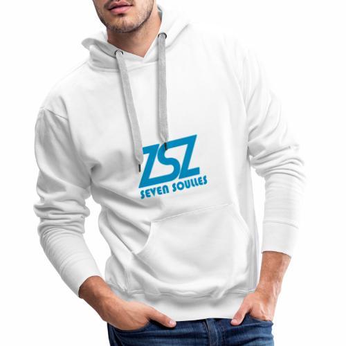 7SL v2 - Sudadera con capucha premium para hombre