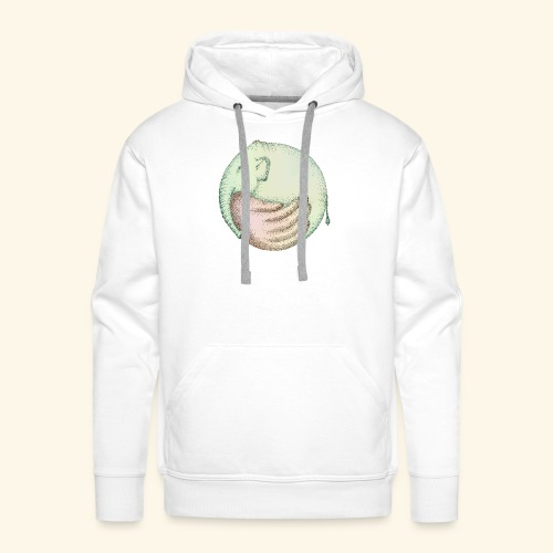 Save the elephants, save the planet - Men's Premium Hoodie