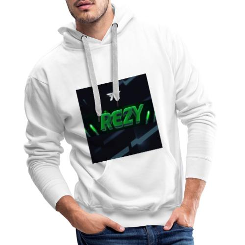 Rezy Yt kanal - Männer Premium Hoodie