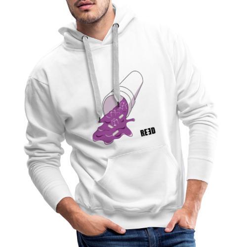 REED Lean Cup - Männer Premium Hoodie