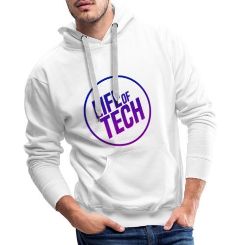 Life of Tech Original - Men's Premium Hoodie