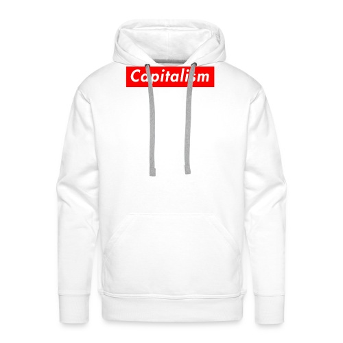 Soupreme capitalist - Men's Premium Hoodie