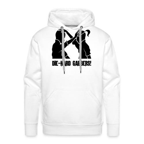logo dhg png - Mannen Premium hoodie
