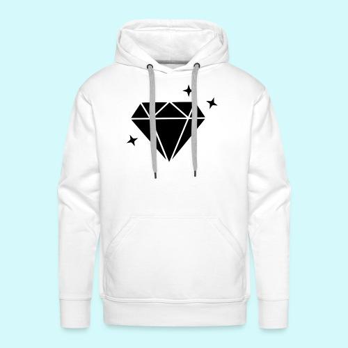 Diamant 2 - Männer Premium Hoodie
