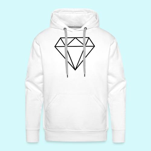Diamant 5 - Männer Premium Hoodie