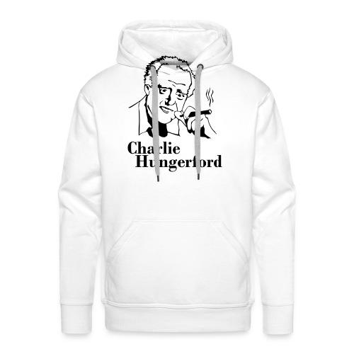 Charlie Hungerford 2 - Männer Premium Hoodie