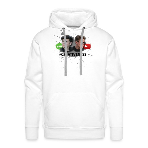 Gints and Diego Nr 1 - Men's Premium Hoodie