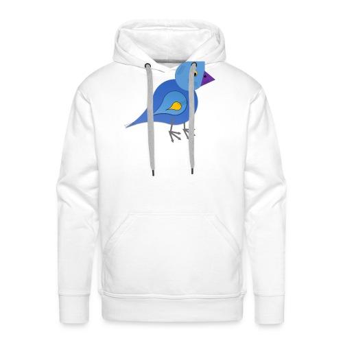 Bird of Shapes - Men's Premium Hoodie