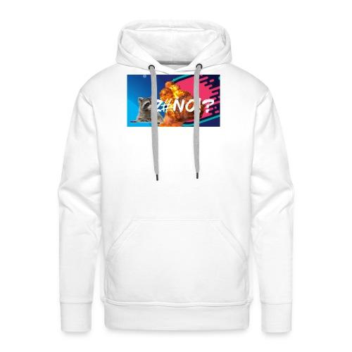ZENO YT MERCH - Mannen Premium hoodie