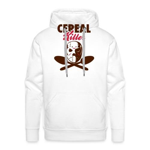 Cereal Killer - Männer Premium Hoodie
