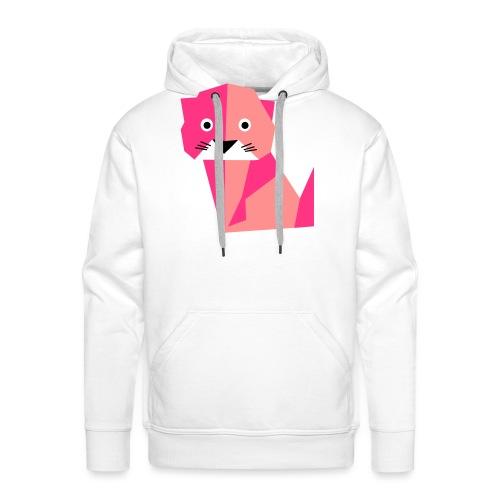 Chat Malo - Sweat-shirt à capuche Premium pour hommes