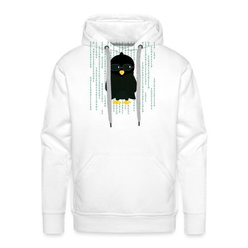 Pingouin Neo - Sweat-shirt à capuche Premium pour hommes