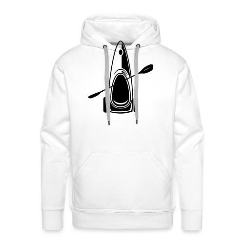 Paddelec - Männer Premium Hoodie