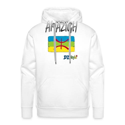 amoufid - Sweat-shirt à capuche Premium pour hommes