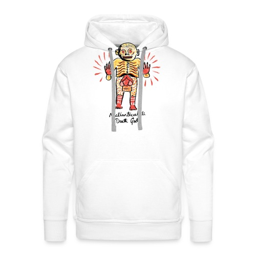 Mexican Death God - Men's Premium Hoodie