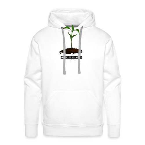 Made by plants - Men's Premium Hoodie