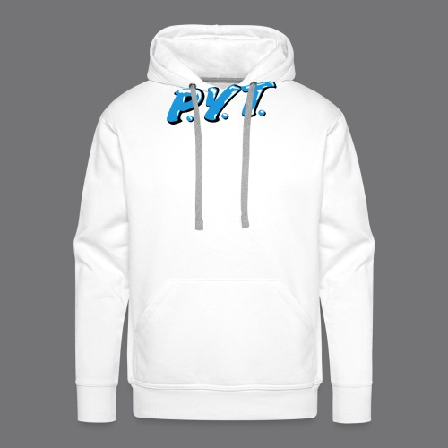P.Y.T. Pretty Young Thing tee shirts - Men's Premium Hoodie
