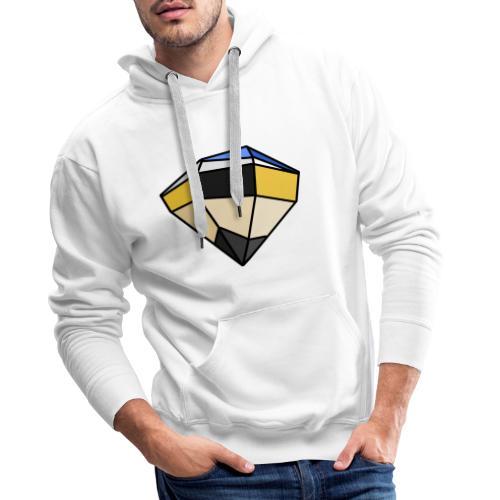 Lapiz - Sudadera con capucha premium para hombre