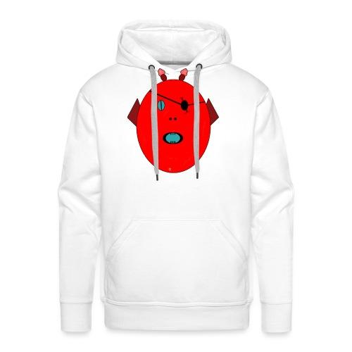 The red monster - Premiumluvtröja herr