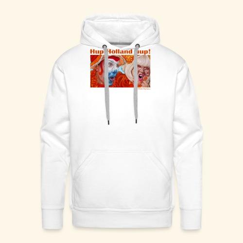 Hup Holland Hup - Mannen Premium hoodie