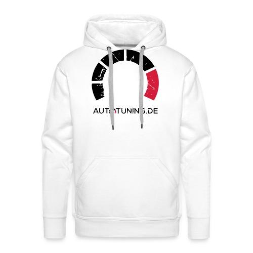 AUTOTUNING_LOGO_GRUNGE - Männer Premium Hoodie